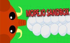 mope.io sandbox