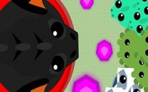 World Of Mope.io Black Dragon