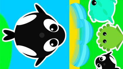 mope.io killer whale