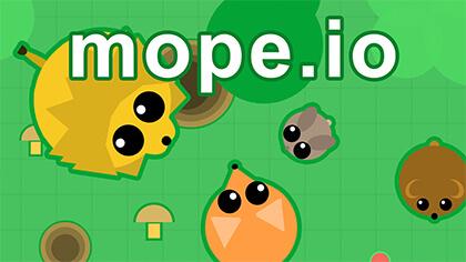 mope.io lion