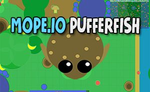 mope.io pufferfish