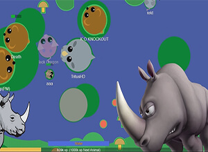 Photo of Mope.io Rhino Guide