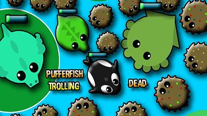mope.io pufferfish