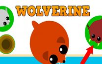 Mope.io Wolverine