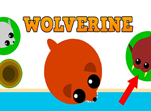 Photo of Mope.io Wolverine Guide