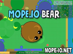 Photo of Mope.io Bear Guide