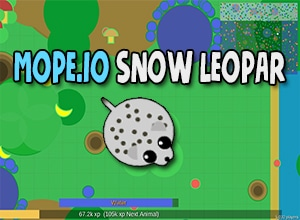 Photo of Mope.io Snow Leopard Guide