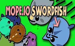mope.io swordfish