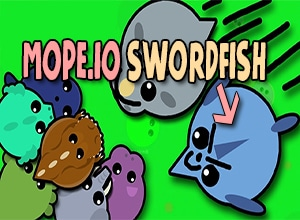 Photo of Mope.io Swordfish Guide