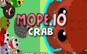 mope.io crab