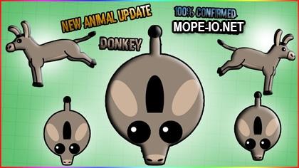 mope.io donkey