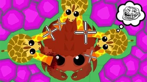 mope.io giraffe