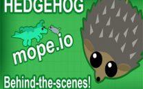 Mope.io Hedgehog