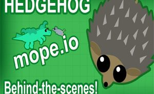 mope.io hedgehog