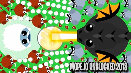 mope.io unblocked 2018
