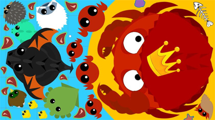 mope.io king crab