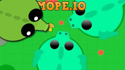 mope.io sea horse