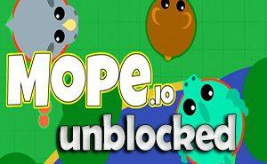 mope.io unblocked