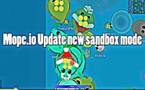 Top Features Of Mope.io Sandbox Updated