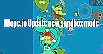 mope.io sandbox updated