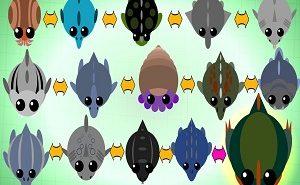 mope.io creatures
