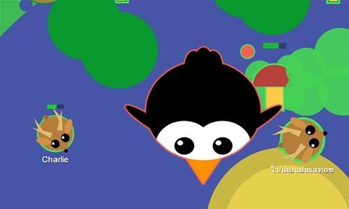 mope.io penguin