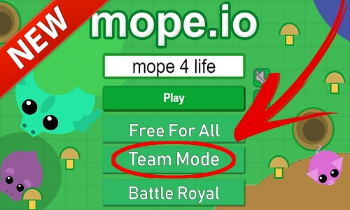 mope.io alpha game